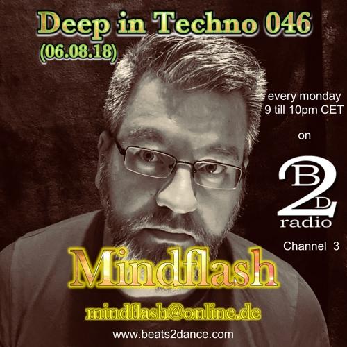 Deep in Techno 046 (06.08.18)