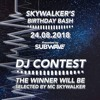 Oktez - SKYWALKER'S BDAY BASH DJ CONTEST
