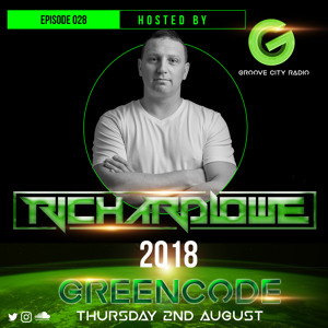 Richard Lowe - Green Code 028 2018-08-06 Artwork
