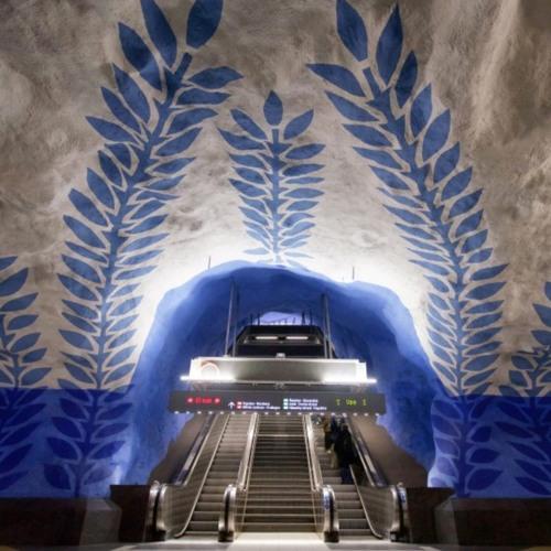 thyssenkrupp Maintaining Stockholm Metro