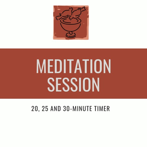 Meditation Session Timer by WCCM on SoundCloud - Hear the