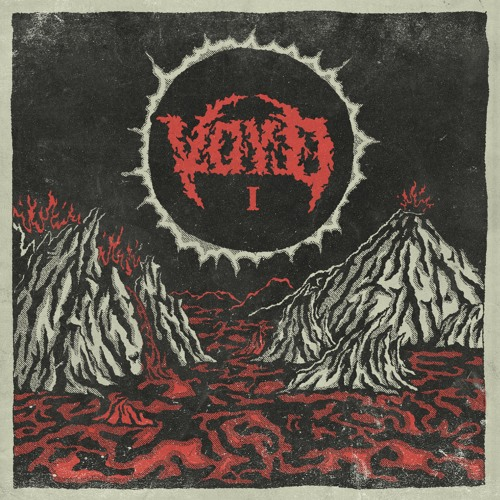Svdden Death - VOYD Vol. I (01) 2018 [EP]
