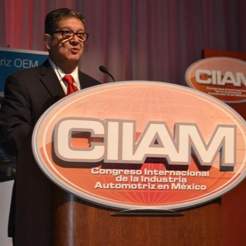 Óscar Albín Santos, Presidente Ejecutivo de la Industria Nacional de Autopartes (INA)