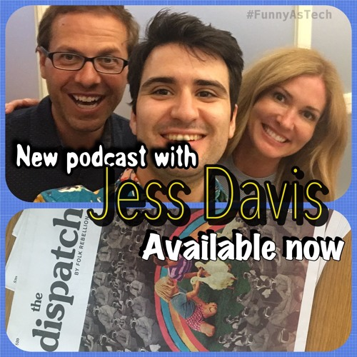 Ep45: Digital Wellbeing! Jess Davis from Folk Rebellion discusses balancing analog and digital life