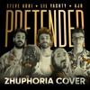 Steve Aoki ft. Lil Yachty & AJR - Pretender (Zhuphoria Piano+Violin Cover)