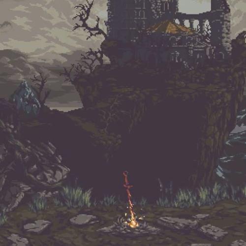 Gaping Dragon (Dark Souls) SNES Soundfonts Demix by STRK