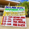 LIVE AT SKYLARK IN NEGRIL, JAMAICA ON AUG 4TH - NO TALKING!