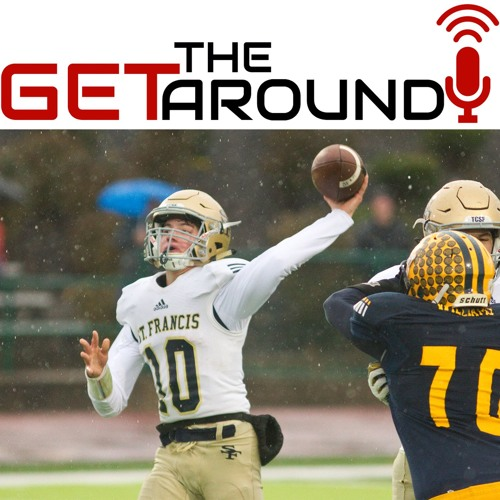 The Get Around Podcast Episode No. 45 — Danny Passinault, TC St. Francis