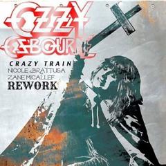 Crazy Train (Zane Micallef & Nicole Brattusa Rework)FREE DOWNLOAD