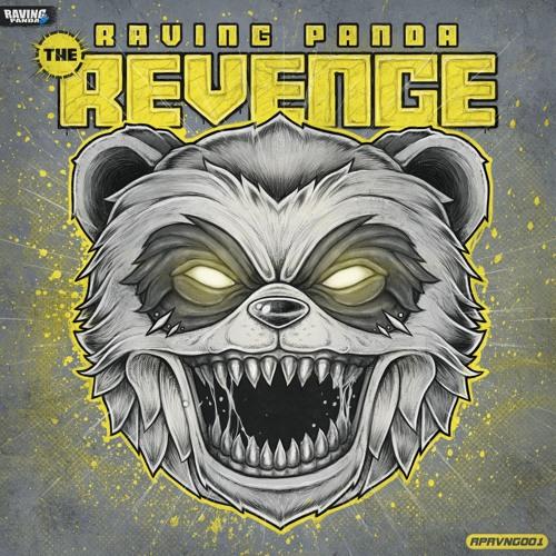 RAVING PANDA THE REVENGE (LP) 2018