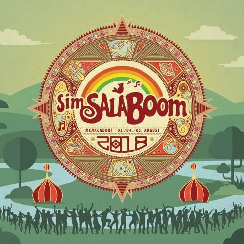 Frau Voelker @ SimSalaBoom Festival 2018