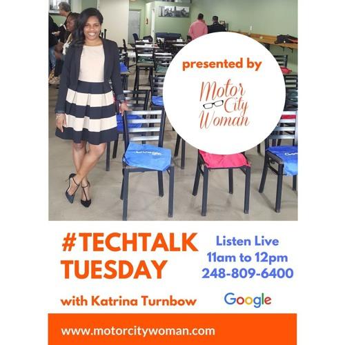 TechTalk Tuesday With Katrina Turnbow 08 - 07 - 18