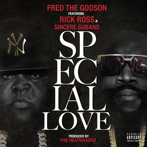 Fred The Godson Ft Rick Ross - Special Love