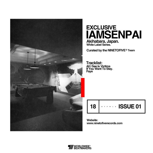 01. IAMSENPAI - All I See Is Victims