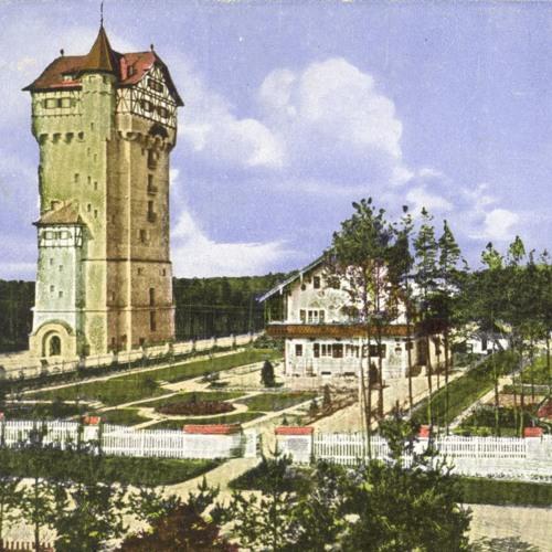 Opas Krieg - Feldpostkarte vom 07.08.1918