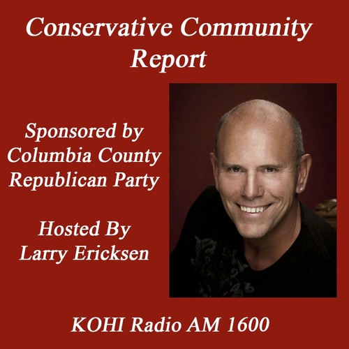 Conservative Community Report 8-7-18