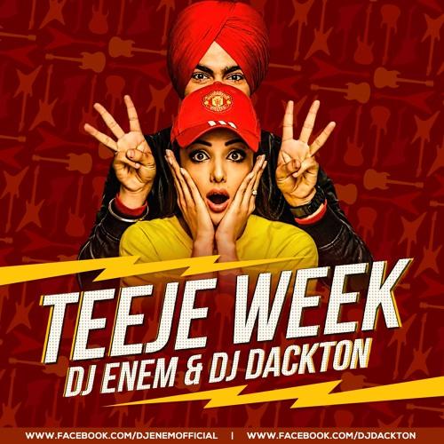 teeje week punjabi remix song mp3