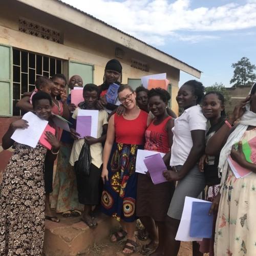 Hillary Jackson Uganda Missions Report