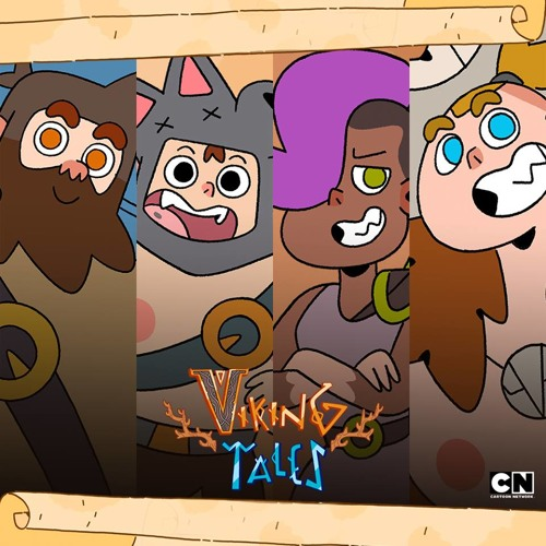 Viking Tales Tv Miniseries For Cartoon Network Main Theme By Serlof