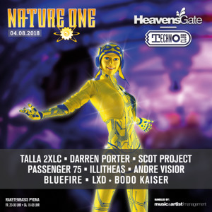 Bodo Kaiser @ Nature One 2018-08-04 Artwork
