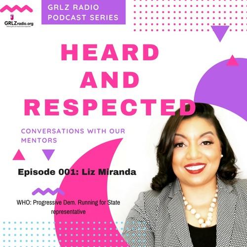 HR Episode 001 Liz Miranda