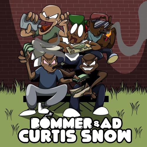 Bommer & AD - Curtis Snow [FREE DOWNLOAD]