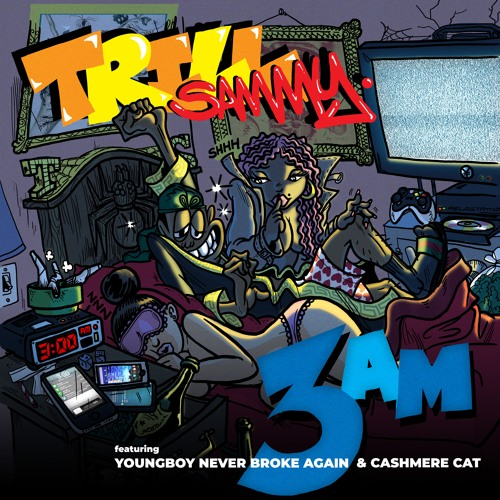 3AM (feat. NBA YoungBoy & Cashmere Cat)