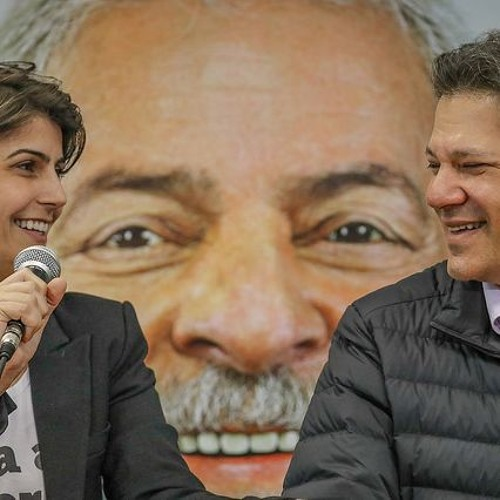 Haddad e Manuela selam chapa tripla nas eleições presidenciais