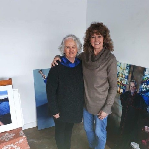 Helen Mortimer And Lorraine MacLarty - Who We Are Exhibition - As Broadcast 5.8.18