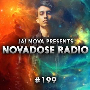Jai Nova - Novadose Radio #199 2018-08-08 Artwork