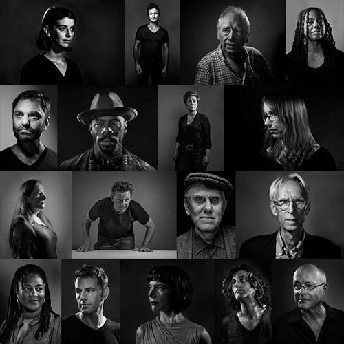 Portrait of an Artist, Episode 1. BRONWEN SHARP. London Theatre and Portrait Photographer