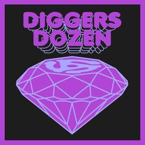 Diggers Dozen Live Session Berlin 2018