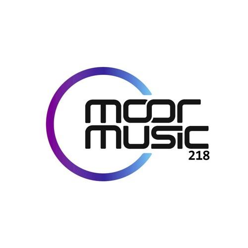 Andy Moor pres. Moor Music 218 (2018.08.08)