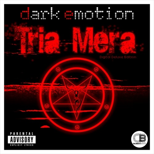 Tria Mera (Digital Deluxe Edition) By Dark Emotion | OUT NOW!