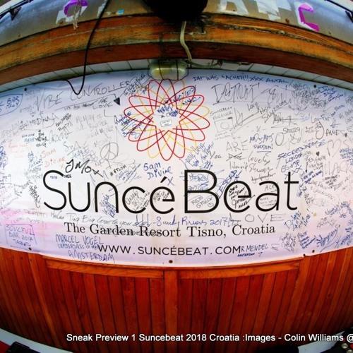 Craig Smith @ Suncebeat 9 - Beach Bar Early Evening (21.07.2018)