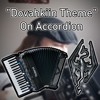 """Dovahkiin Theme"" on accordion"