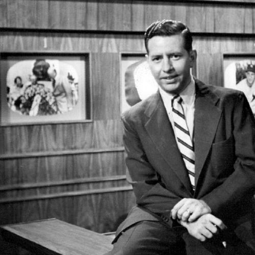 Douglas Edwards & Charles Osgood On Live Radio Flubs of the 1940s