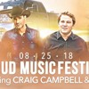 Craig Campbell Joins Faith & Hunter to Talk About The Ya Bud Country Music Festival