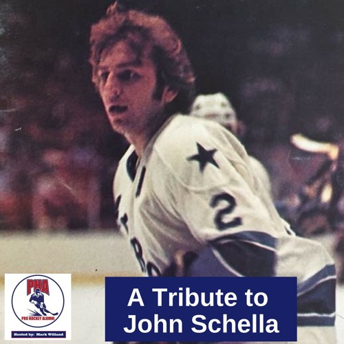 #11 A Tribute to john Schella - Houston Aeros and Vancouver Canucks Original