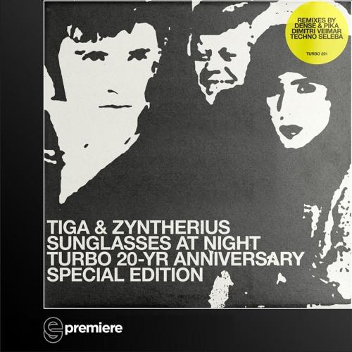 Premiere: Tiga & Zyntherius - Sunglasses At Night (Dense & Pika Remix)- Turbo Recordings