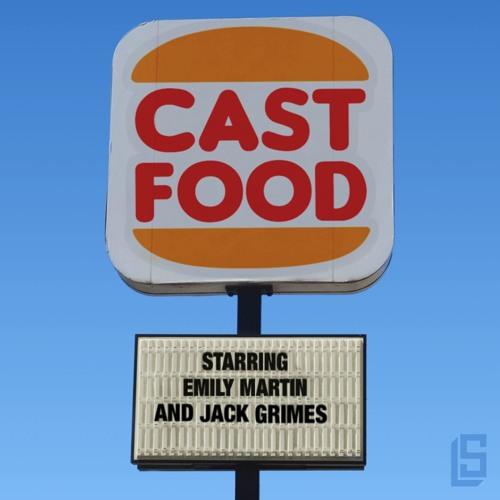 Cast Food Episode 6: BK Sourdough King, Hot Rod, Brand Slam and Digital Narcissist