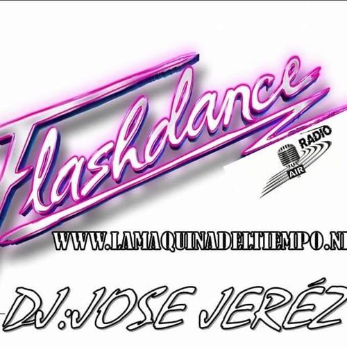 PROGRAMA FLAHSDANCE N - 10 LA MAQUINA DEL TIEMPO RADIO JOSÉ JEREZ