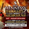 DJ TECHNO FT SELECTA ZOE - HENNESSY THOUGHTS 2 (PROMO CD) (AUG 8TH 2018)