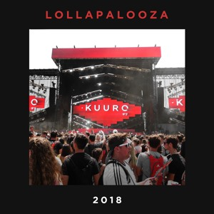KUURO @ Lollapalooza United States 2018-08-03 Artwork