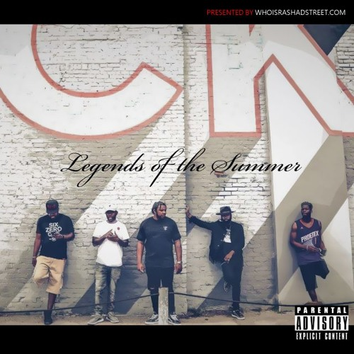 whoisrashadstreet.com Presents The Legends of the Summer