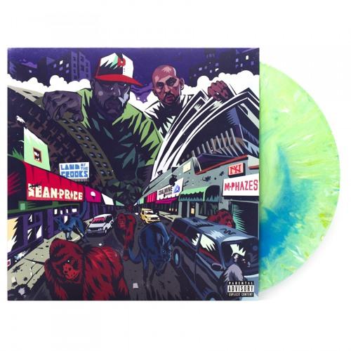 Sean Price & M-Phazes - Land of the Crooks (feat. Billy Danze, Maffew Ragazino & DJ Babu)