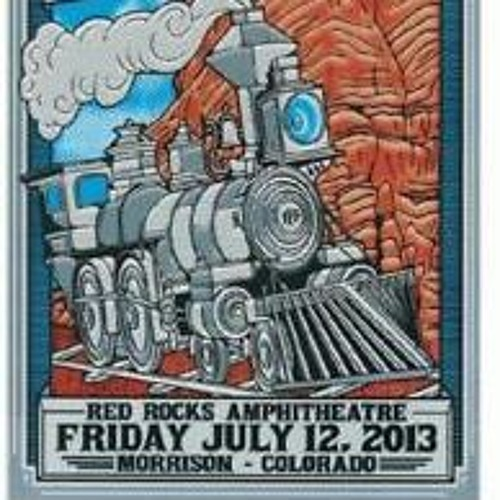 LIVE AT RED ROCKS 2013