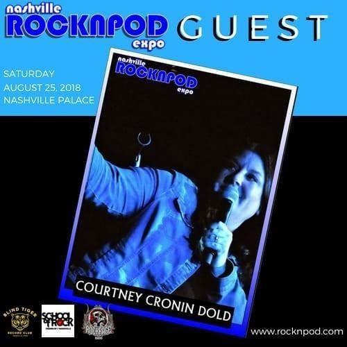 Rock N Pod Primer With Courtney Cronin Dold