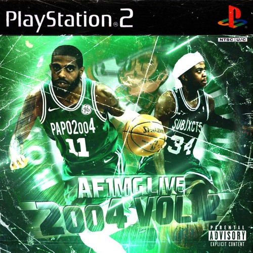 PAPO JOHNSON x SUBJXCT 5: AF1MG LIVE 2oo4 VOL. 2 (HOSTED BY DJ PHAT)