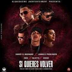 Si Quieres Volver (Official Remix) - Luishi Rmx